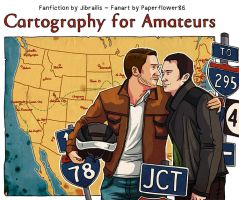 Cartography for Amateurs I by Paperflower86
