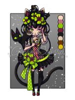 [CLOSED] Adoptable Auction -  Friday the 13th by Cowslip