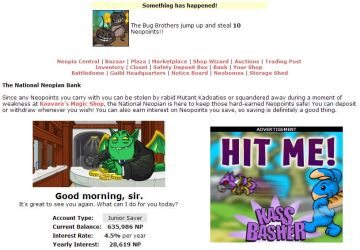 RAGE! - Bug Bros Stole My Neopoints!! by PlayboyVampire