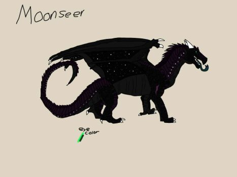 Moonseer by Ghostray567