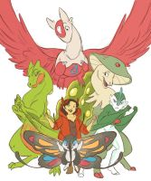 Guess who finished Alpha Sapphire?