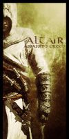 Altair - Assassin's Creed by xavervs