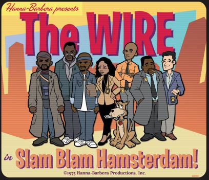 REMAKE: The Wire Animated by PaulSizer