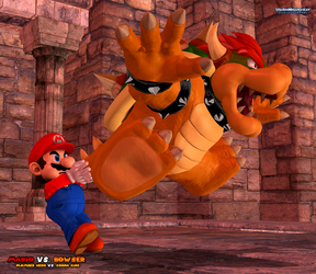 Mario Vs. Bowser: So Long a-Bowser by ShadowNinjaMaster