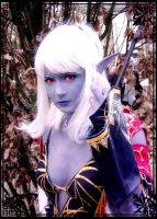 Dark elf by L-a-y-l-a