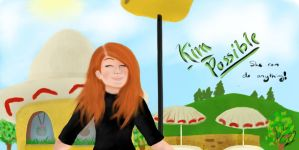 Kim Possible: She Can Do Anything by KPRS4ever