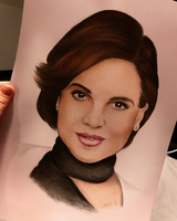 Lana Parrilla by Thisissanne
