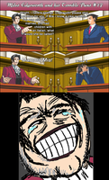 Miles Edgeworth and His Terrible Puns #17 by DarkMatter89