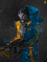 Conspicuous Assassin by TheRisingSoul