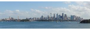 Sydney from Taronga by greenjinjo