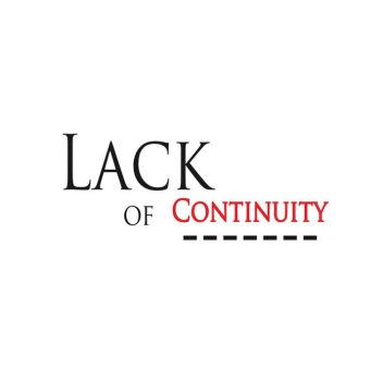 Artwork: Lack of Continuity 2 by AquamanEffect