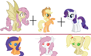 Super random mlp adopts closed by TheWingedSkeleton