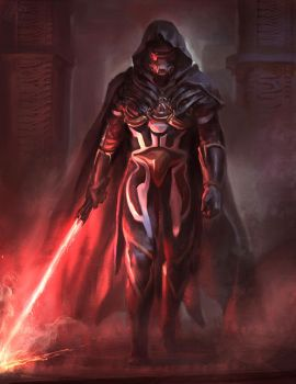 Darth Revan custom 1 by Raph04art