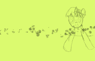 Unfinished Wallpaper by SimonOrJ