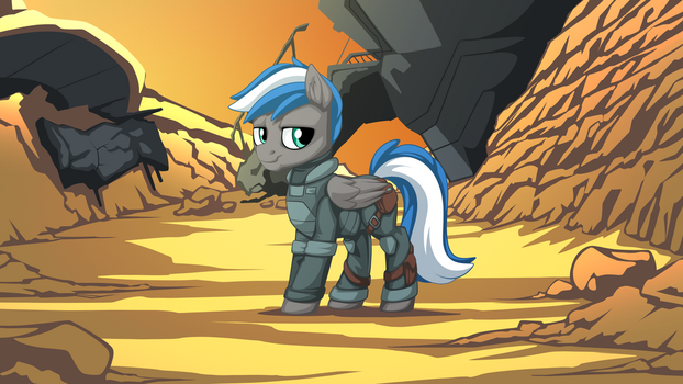 Cloudzappersoldier(without helmet) by mysticalpha by Cloudzapper8