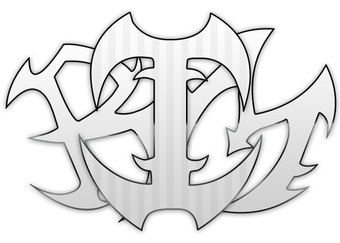 My Logo: IRM by MetalIrving