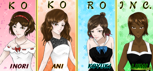 [CE] Kokoro Inc. by Escoatic