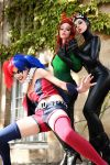They will be your downfall - Gotham Sirens 3 by blackfantastix
