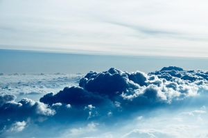 Clouds Above 2 by Skybase