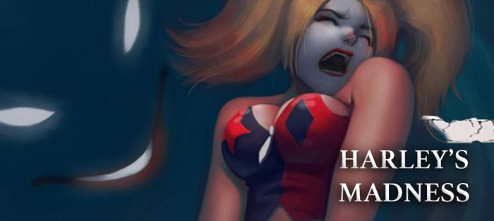 Harley's Madness by serapisdeath