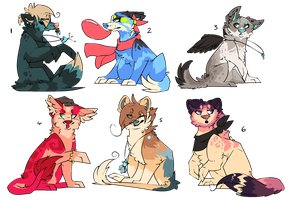 ADOPTS by Redrie