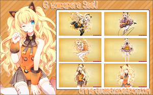 Pack Wallpapers SeeU by AnneChan34