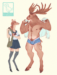 HOT DAD by VCR-WOLFE