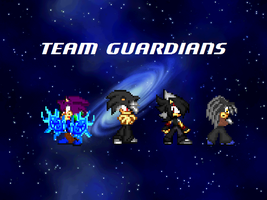 Team Guardians by BlakeAndAngelOnDA