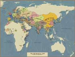 The Old World in 1360 by HomemadeMaps