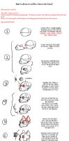 How to draw anthro characters heads by davi-escorsin