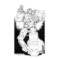 G1 Jazz Commission by glovestudios