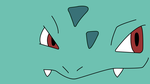 Ivysaur Vector Wallpaper by Vigorousjammer