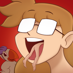 Her First of Countless Sir Juicys (New Avatar!) by TheForbiddenDookbag