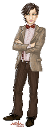 The [11th] Doctor by Icecradle