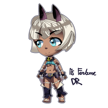 [SG]-Ms.Fortune by DreamyHeart89