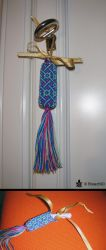 Macrame Paper Holder by Breach90