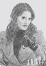 Kate Beckett by Knits-Fire