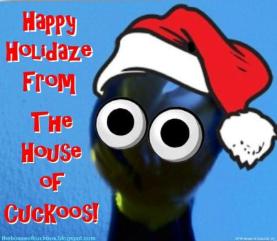 THoC Cat Holidaze 2 by House-of-Cuckoos