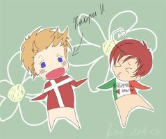 Danmark and Romano o.O by 3DCensor