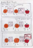 Happy Fruit People Ep5 by April-Moon