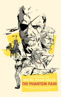 The Phantom Pain Poster by SpawnofKane