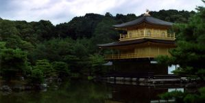 Golden Temple by Kazu-sama