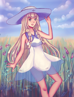 Lillie by 3nglish9oker