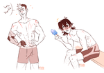 Summer time Sheith by HimawariError