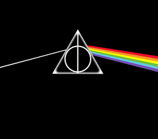 Dark Side of the Deathly Hallows by Inspirement