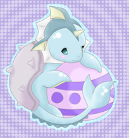Lapras + Vaporeon is ?