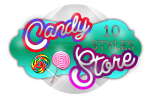 + CandyStore |ORIGINAL STYLES| + by fireburnsbaby
