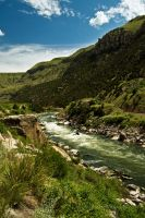 Wind River Canyon by Corvidae65