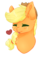 AppleJack by TwinkePaint