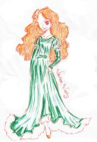 Brave: Merida by Winter-Waltz